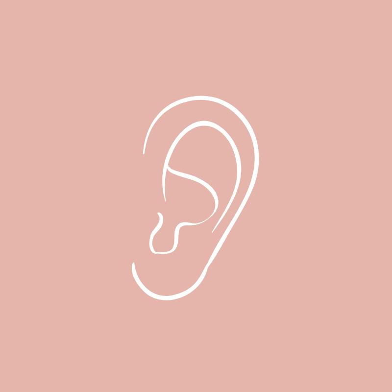 logo oreille écoute proximité